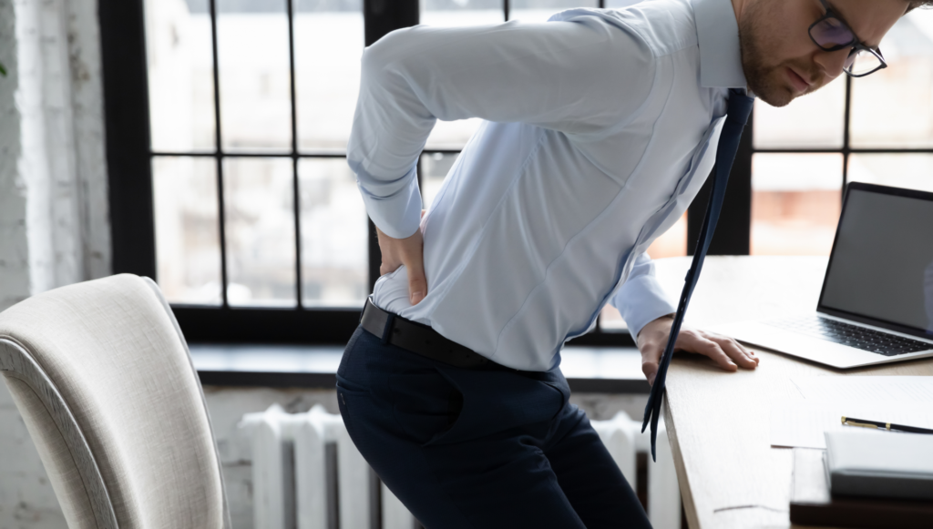 how to deal with back pain
