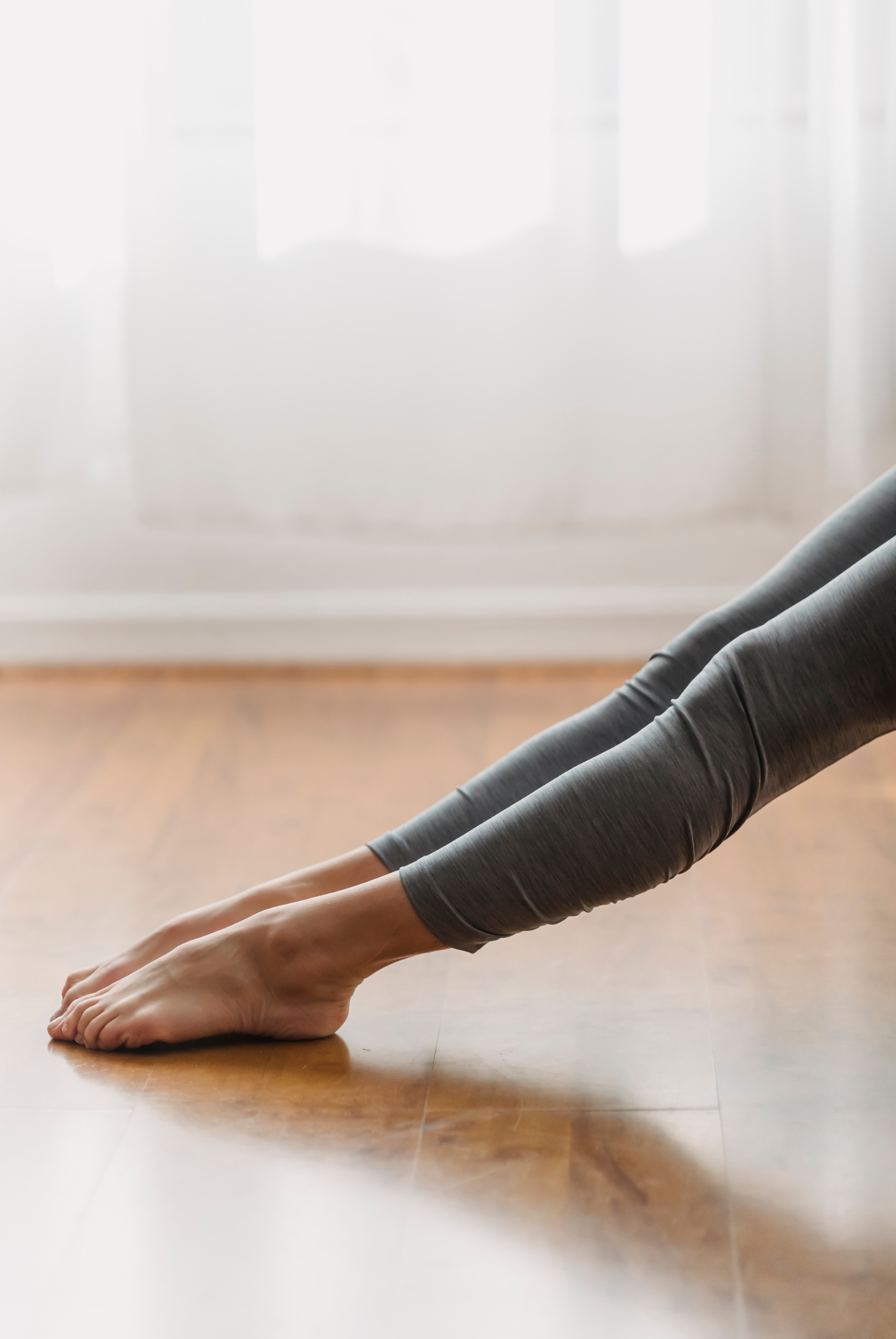 stretching can help prevent painful shin splints